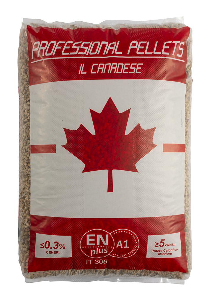 professional pellet canada